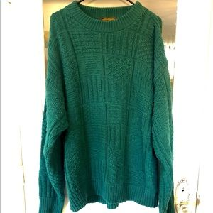 Eddie Bauer Cable Knit Sweater